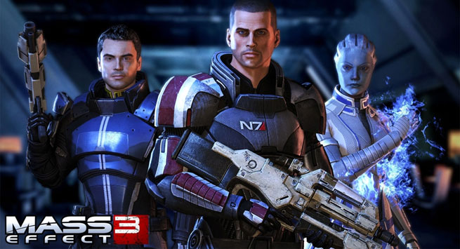 Same-Sex Relationships in Mass Effect 3