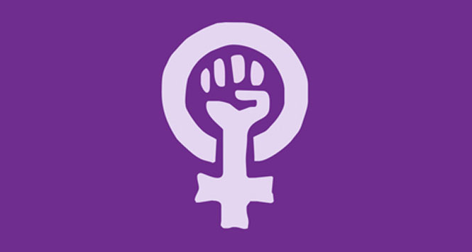 Feminism-and-girl-power-symbol