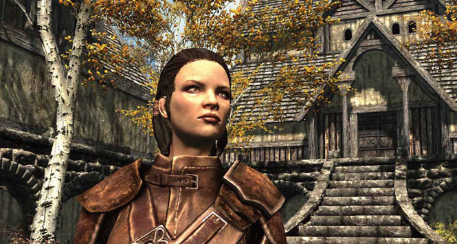 Slaying Dragons and Gender Stereotypes in Skyrim