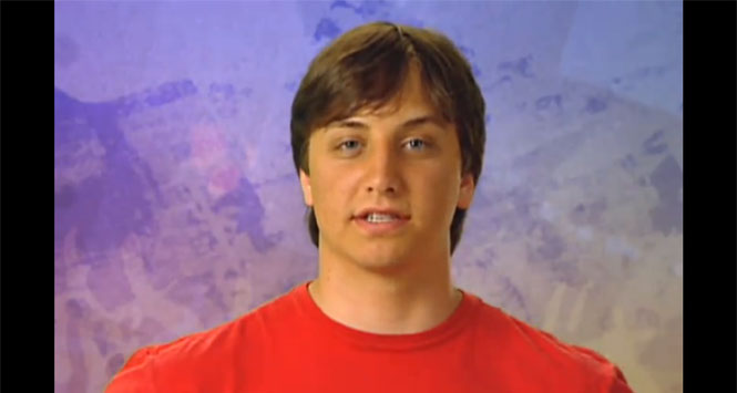 Teen guy in red shirt 0628 guy health vg.jpg. The Skin Cancer Foundation, in partnership with ...