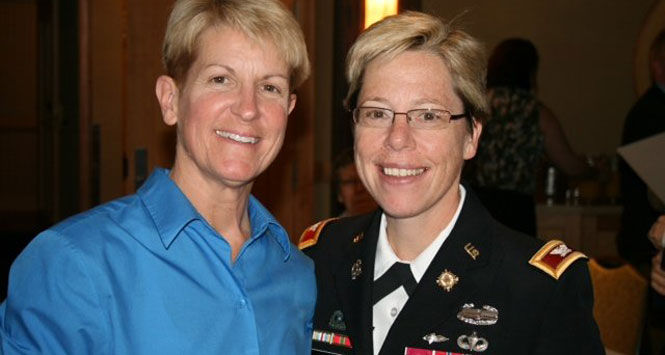 U.S. Military's First Openly Gay Flag Officer