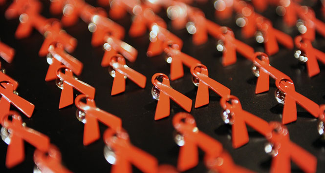 AIDS-ribbon-pins