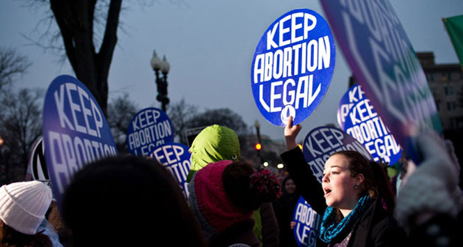 State Abortion Restrictions Hurt Teens