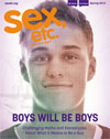 Sex, Etc. Magazine Spring 2013 Thumbnail
