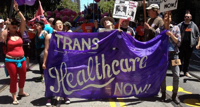 Trans-healthcare
