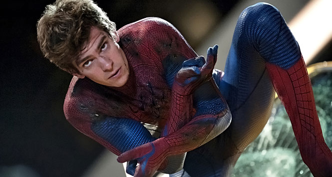 Spider-Man's Andrew Garfield Says Spidey Should Be Gay