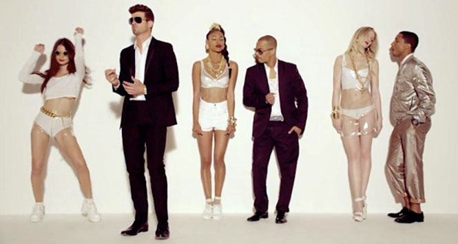 """Blurred Lines"": Summer Song or ""Rapey"" Anthem?"