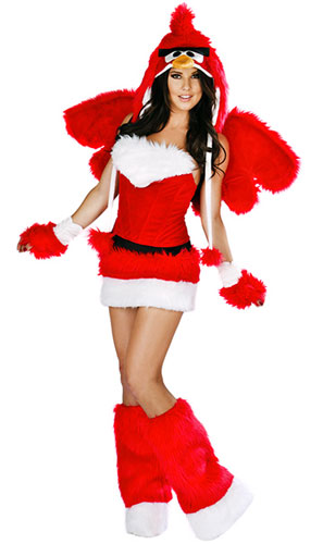 Sexy-Angry-Bird-costume