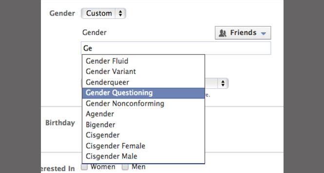 Facebook-gender-option