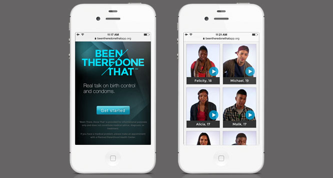 Planned Parenthood App Lets You Hear From Teens Who Have Been There & Done That