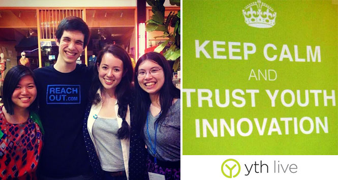 How YTH Live Taught Me to Believe in Youth Innovation