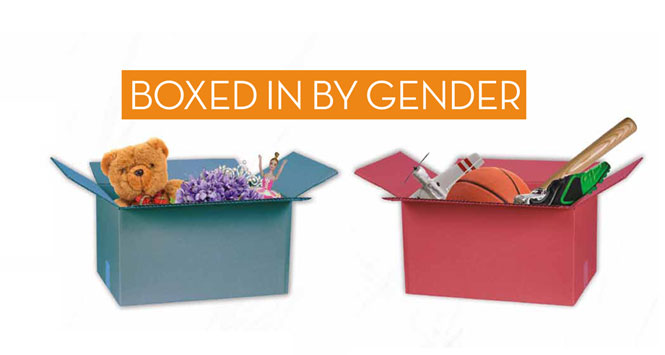 Boxed in by Gender