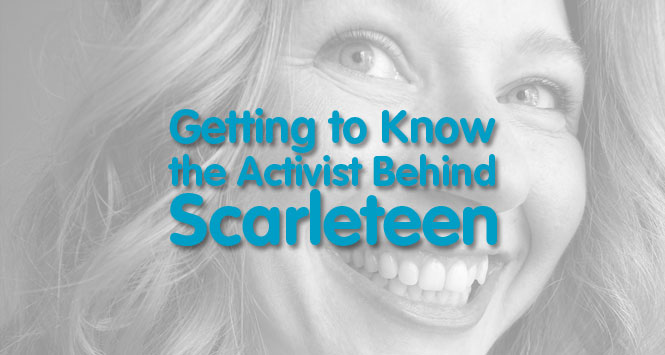 Getting to know Heather Corinna Scarleteen