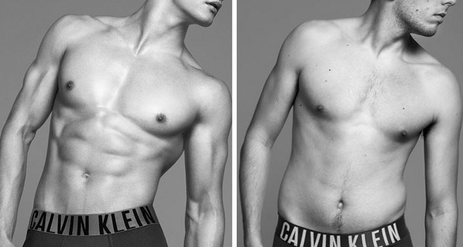 Guys Feel Pressure to Look Like Calvin Klein Underwear Models