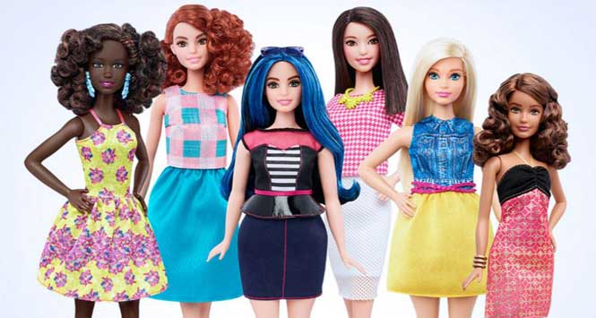 Barbie Gets a Welcomed Makeover
