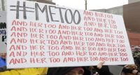 Sexual Assault Awareness Month, #MeToo and Teens