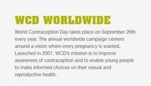 World Contraception Day 2020